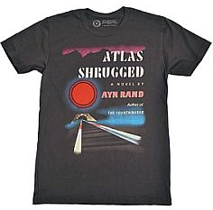 Atlas Shrugged T-shirt