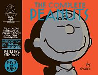 The Complete Peanutes 1970-1980 from Fantagraphics.