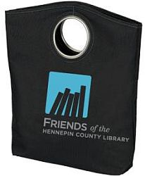 Friends of Hennepin County Library tote bag.