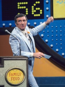 Richard Dawson was the coolest host of Family Feud ever.