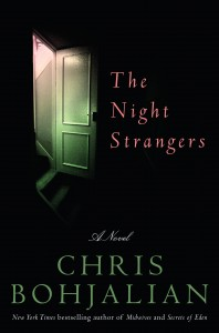 Cover of the book The Night Strangers by Chris Bohjalian.