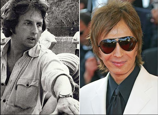 Michael Cimino then and now